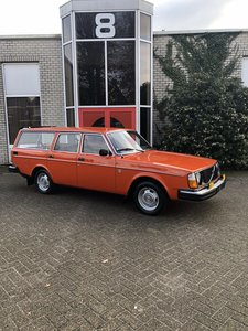 1978 Very original Volvo 245 from Finland