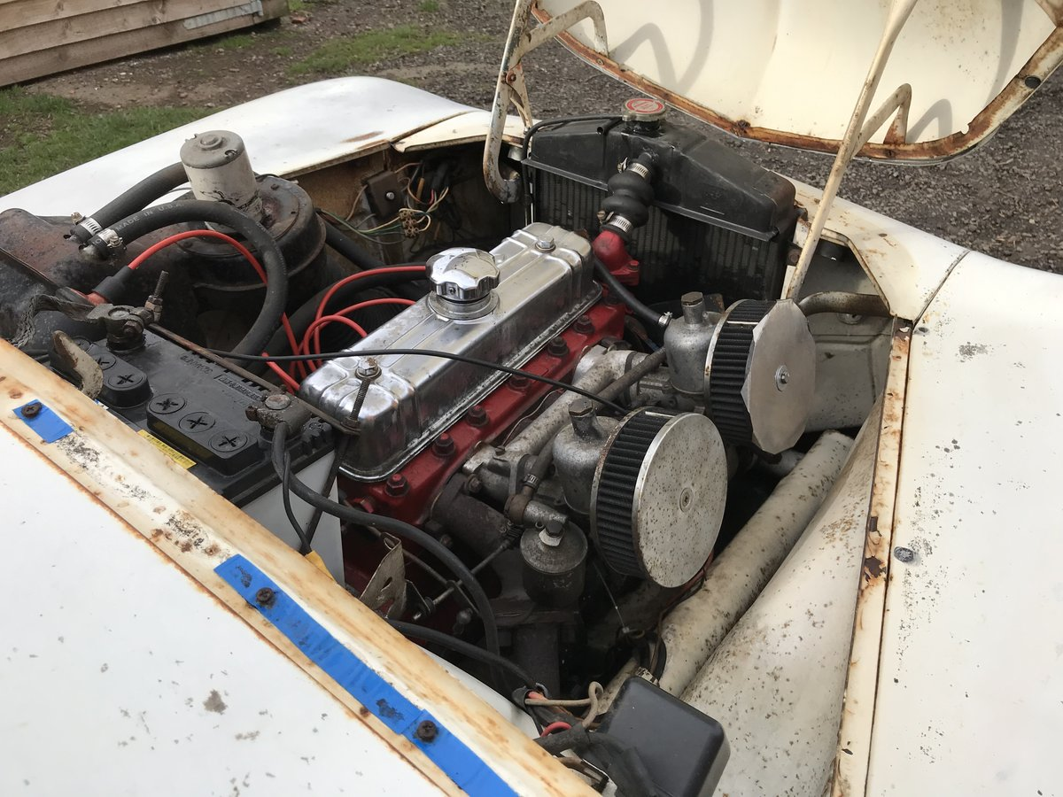 1959 VOLVO PV544 B16 SPORT. GREAT PATINA&DUTY PAID For Sale (picture 5 of 6)