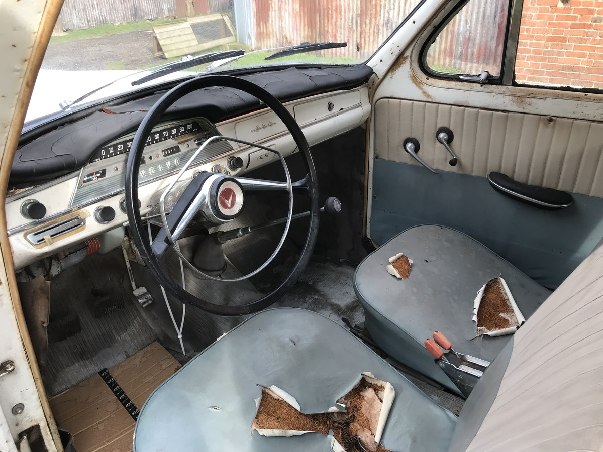 1959 VOLVO PV544 B16 SPORT. GREAT PATINA&DUTY PAID For Sale (picture 6 of 6)