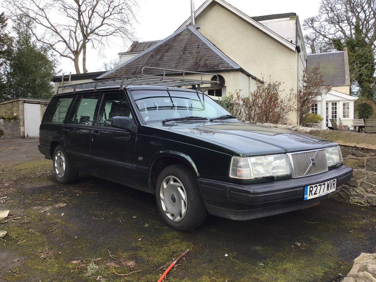 1998 Volvo 940 LPT Estate , SOLD (picture 1 of 4)