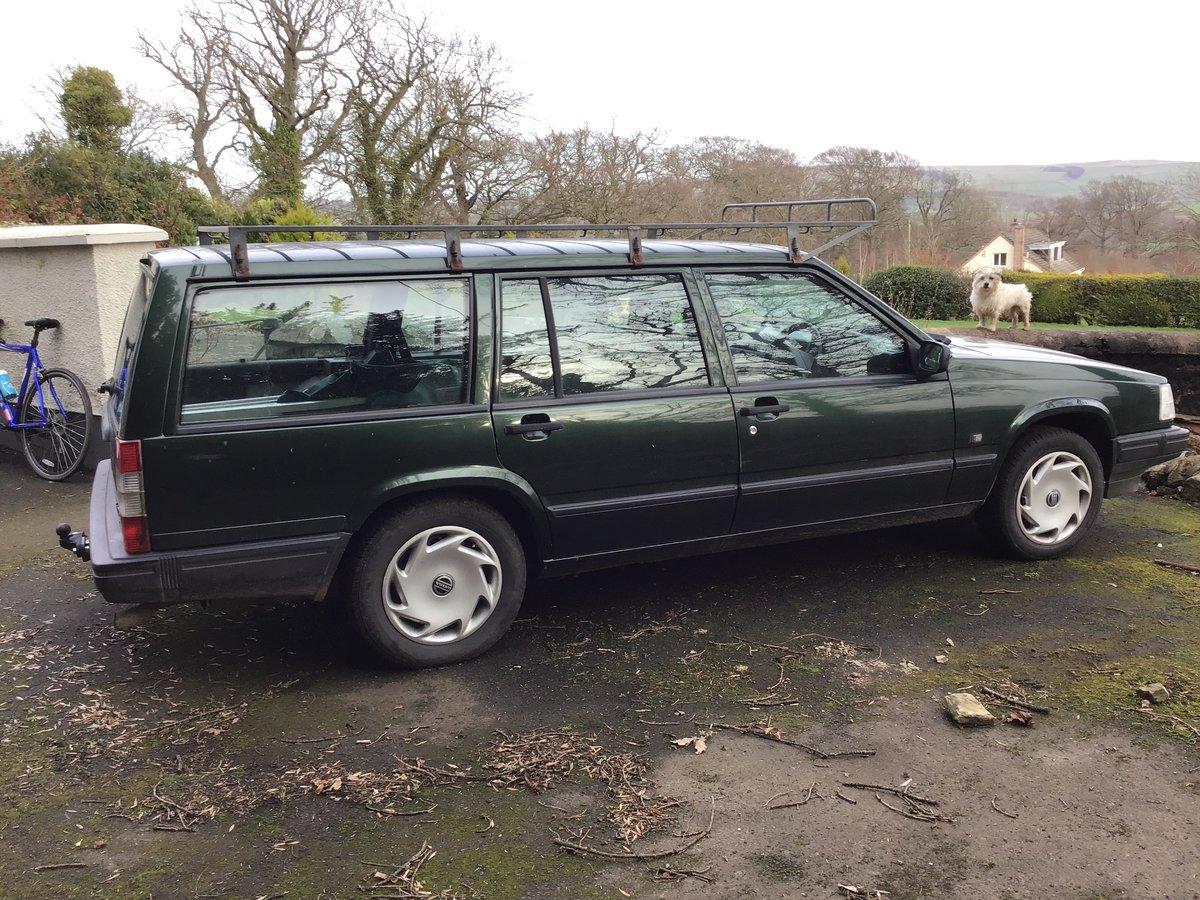 1998 Volvo 940 LPT Estate , For Sale (picture 2 of 4)