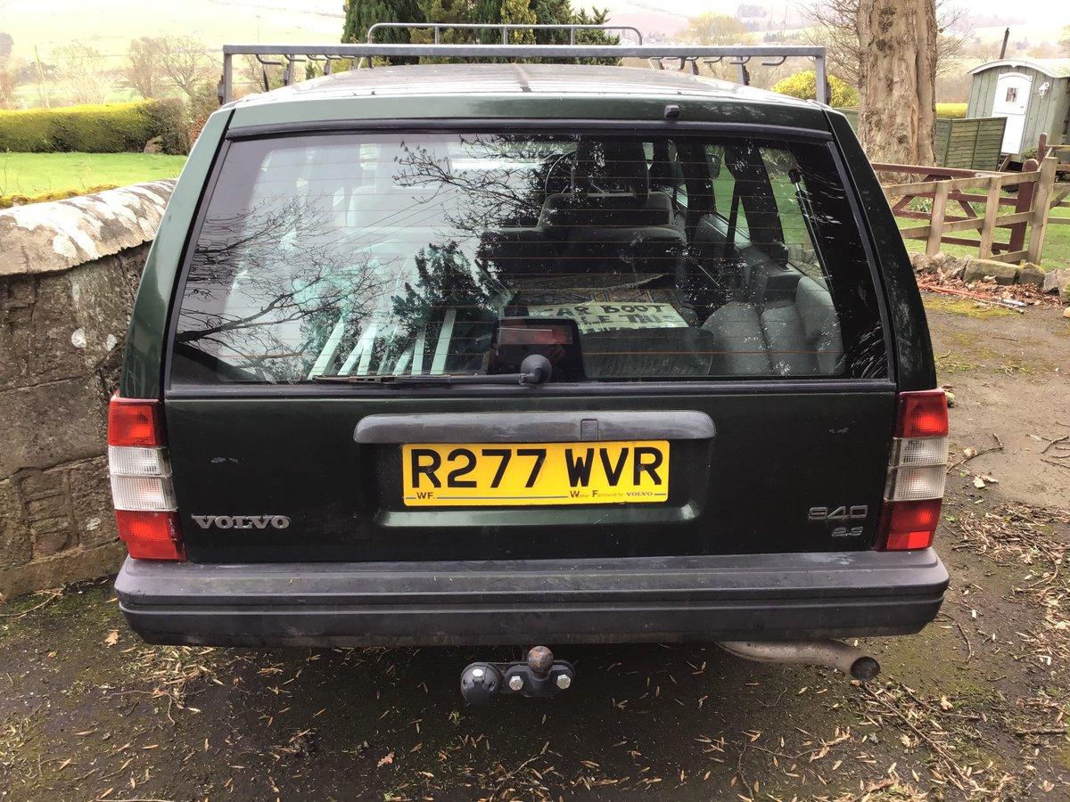 1998 Volvo 940 LPT Estate , For Sale (picture 3 of 4)