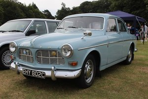 1965 Volvo Amazon 122s SOLD