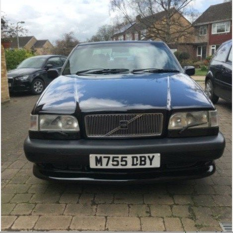1995 For sale Volvo 850 T5-R saloon auto For Sale (picture 1 of 6)