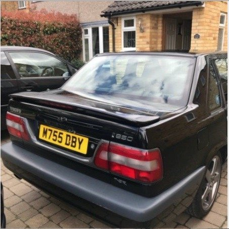 1995 For sale Volvo 850 T5-R saloon auto For Sale (picture 3 of 6)