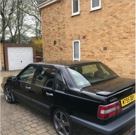 1995 For sale Volvo 850 T5-R saloon auto For Sale (picture 6 of 6)