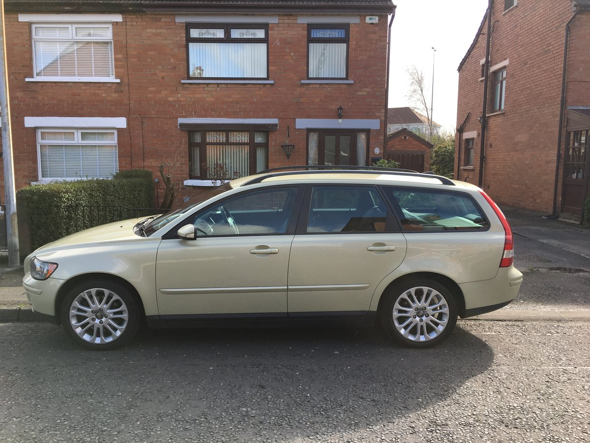 2005 Volvo v50 2.0 diesel For Sale (picture 1 of 6)