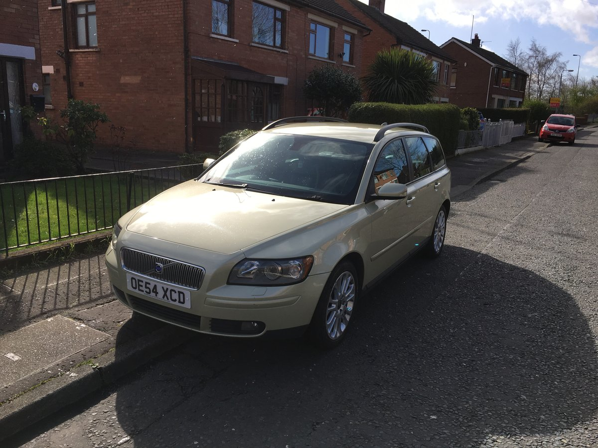 2005 Volvo v50 2.0 diesel For Sale (picture 2 of 6)