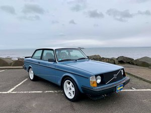 1982 Volvo 240  242 two door V8 Automatic