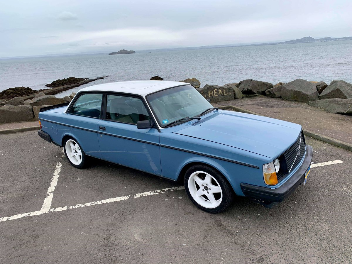 1982 Volvo 240  242 two door V8 Automatic For Sale (picture 6 of 6)
