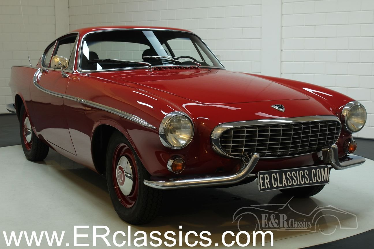 Volvo P 1800 Jensen 1961 in very good condition For Sale (picture 1 of 6)
