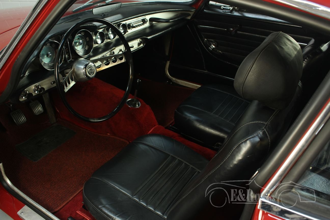 Volvo P 1800 Jensen 1961 in very good condition For Sale (picture 3 of 6)