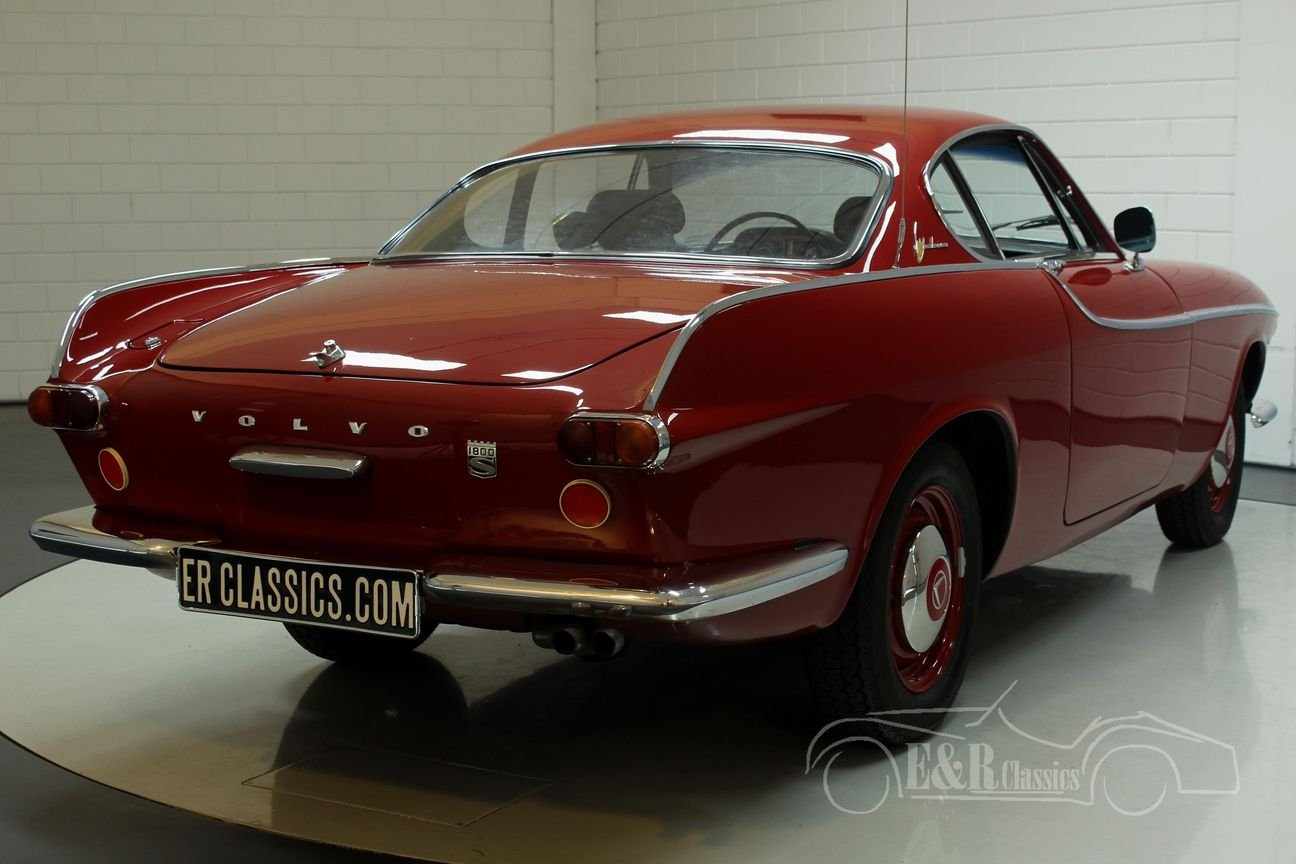 Volvo P 1800 Jensen 1961 in very good condition For Sale (picture 6 of 6)