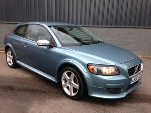 2008 VOLVO C30 SPORT R-DESIGN 1.8 For Sale