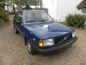 1981 VOLVO 343 DL.ONE LADY OWNER. 19000 MILES ONLY For Sale