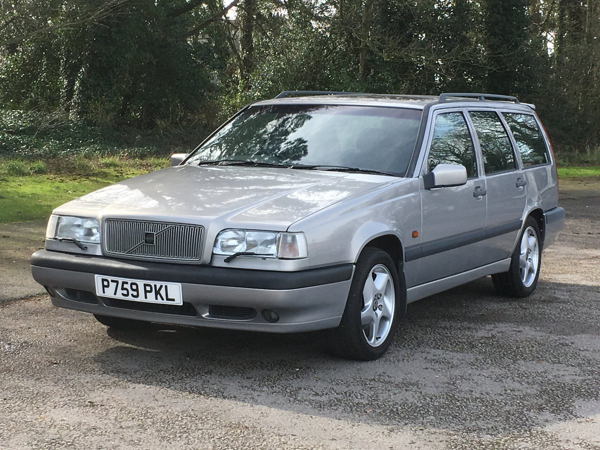 1997 VOLVO 850 2.5 GLT ESTATE. JUST 53,000 MILES For Sale (picture 4 of 6)