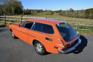 1973 Volvo 1800ES Wagon = Orange(~)Black Manaul $obo  For Sale
