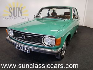 1973 Volvo 142 De Luxe Automatic Gearbox, 2 doors For Sale