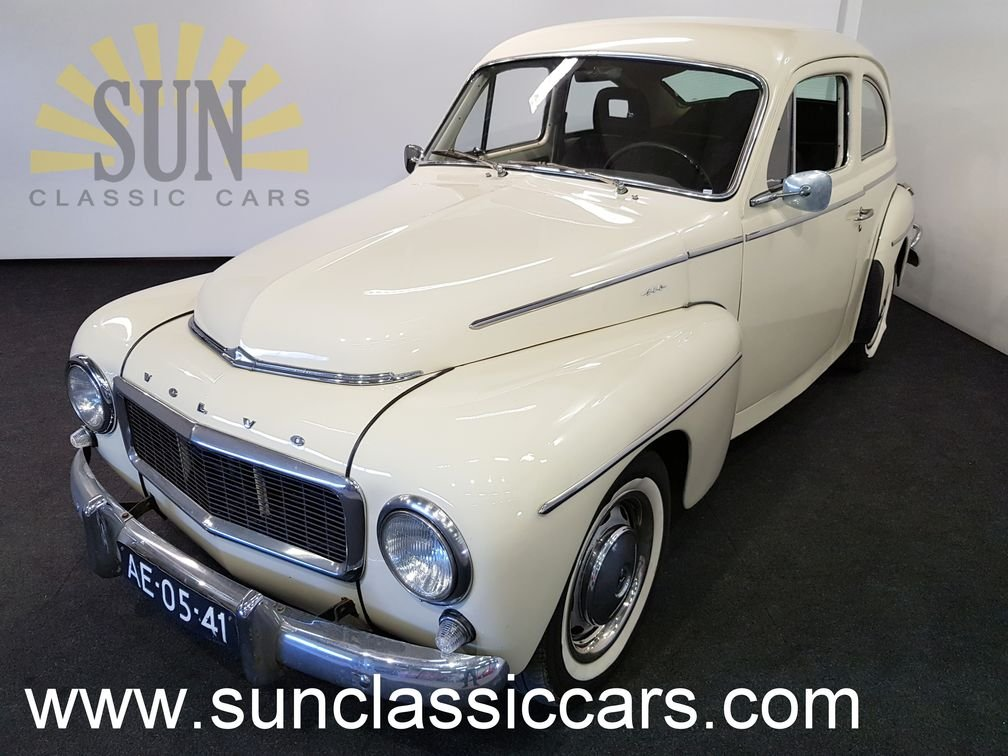 Volvo PV544 C 1964, in good condition. For Sale (picture 1 of 6)