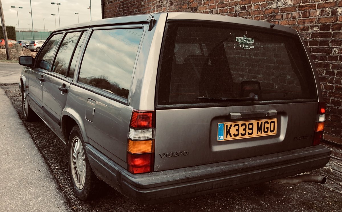 1993 VOLVO 940 SE - AUTO - 7 SEATS - NEW MOT SOLD (picture 3 of 3)