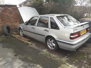 1995 VOLVO 440 SE ONLY 47,300 MILES , N REG For Sale