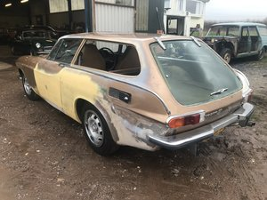 1972(K) VOLVO P1800 ES FOR RESTORATION For Sale