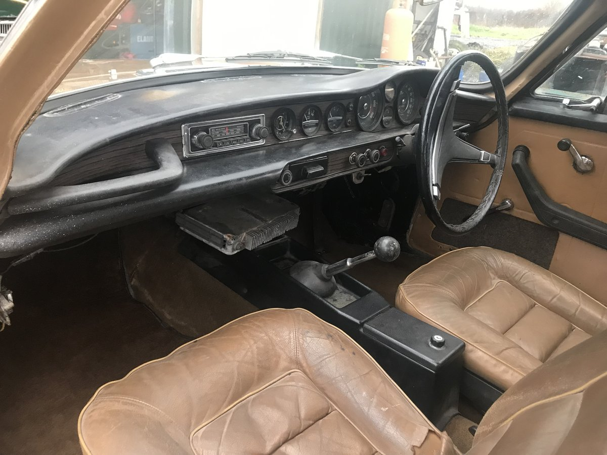 1972(K) VOLVO P1800 ES FOR RESTORATION For Sale (picture 3 of 6)