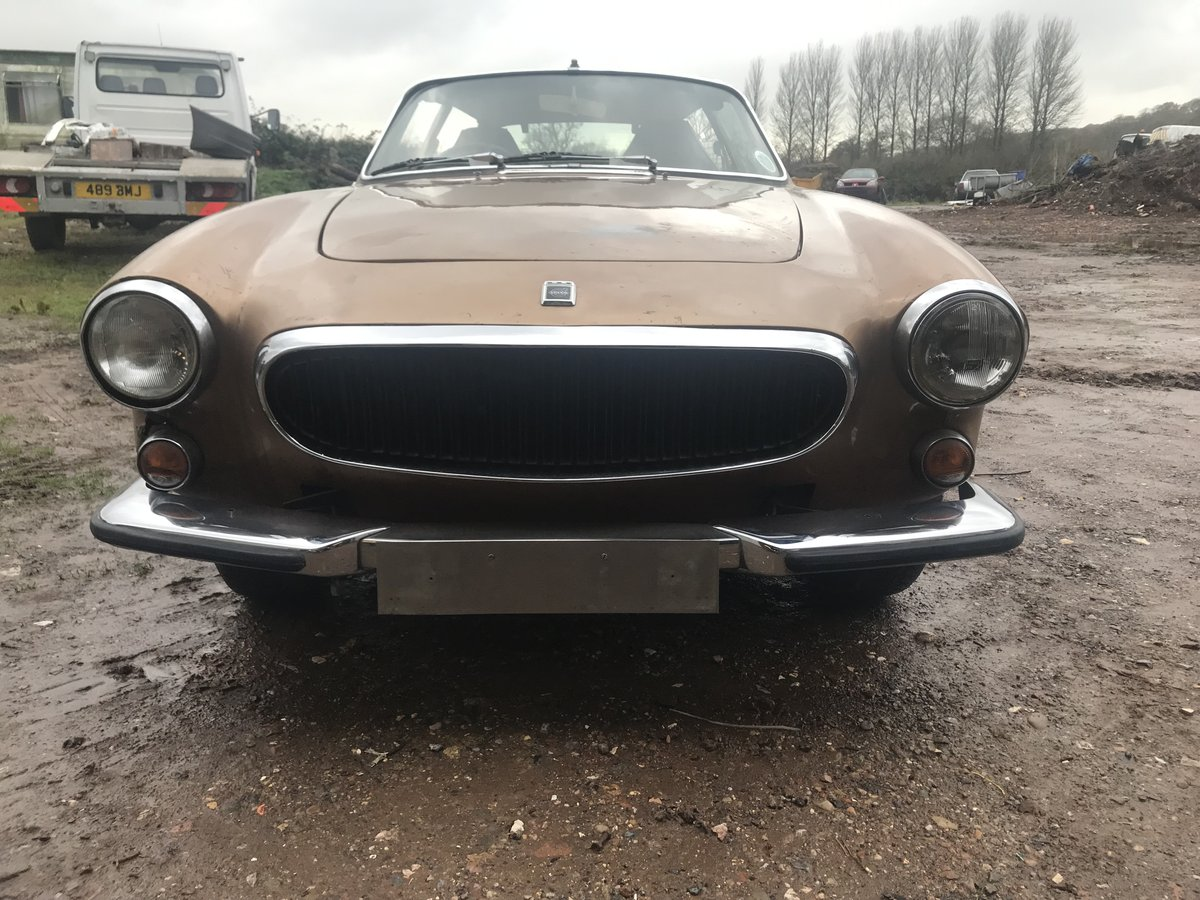 1972(K) VOLVO P1800 ES FOR RESTORATION For Sale (picture 6 of 6)