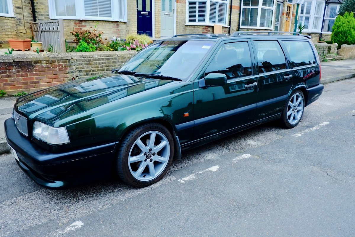 1995 Volvo 850 T5R SOLD (picture 2 of 6)