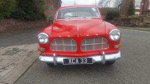 1960 Volvo amazon 122s