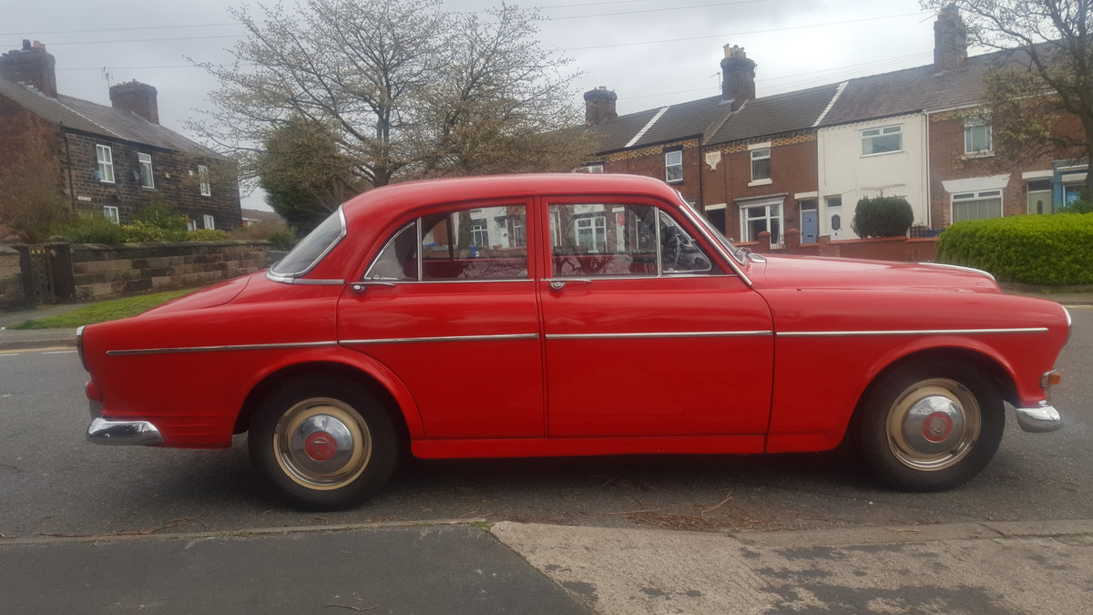 1960 Volvo amazon 122s For Sale (picture 4 of 6)