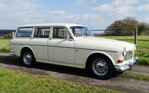 1966 Beautiful Volvo Amazon 121 Estate, Manual with overdrive. For Sale