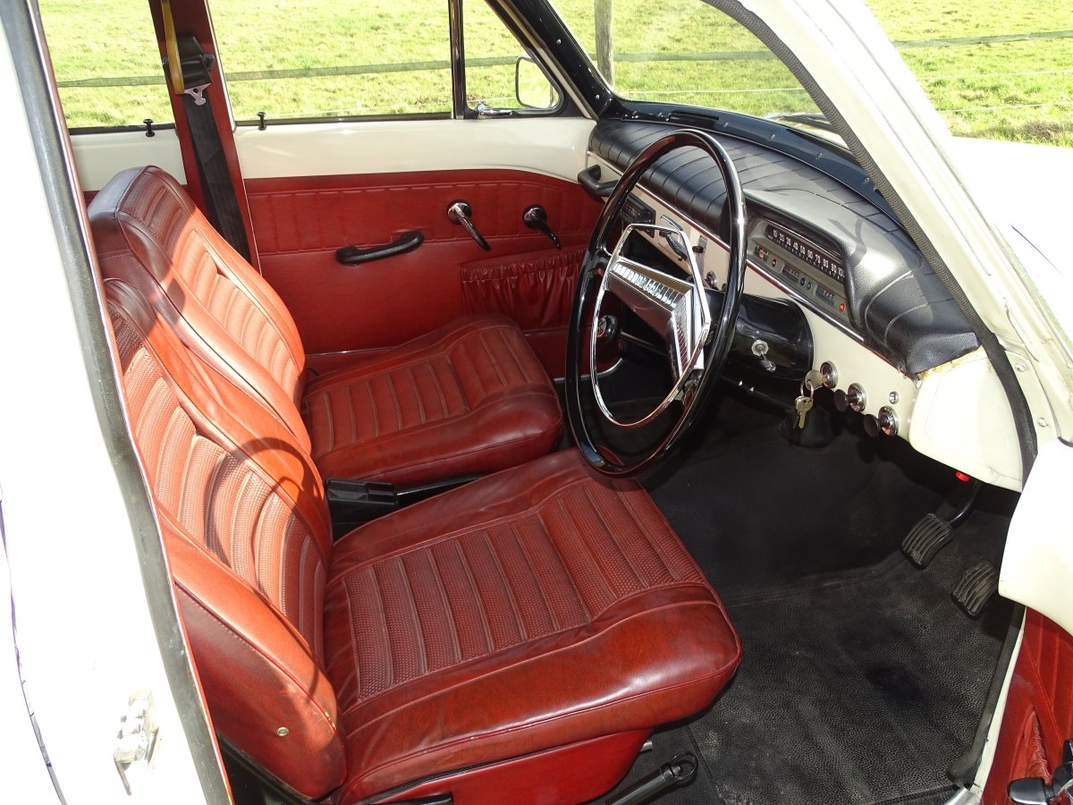 1966 Beautiful Volvo Amazon 121 Estate, Manual with overdrive. For Sale (picture 3 of 6)