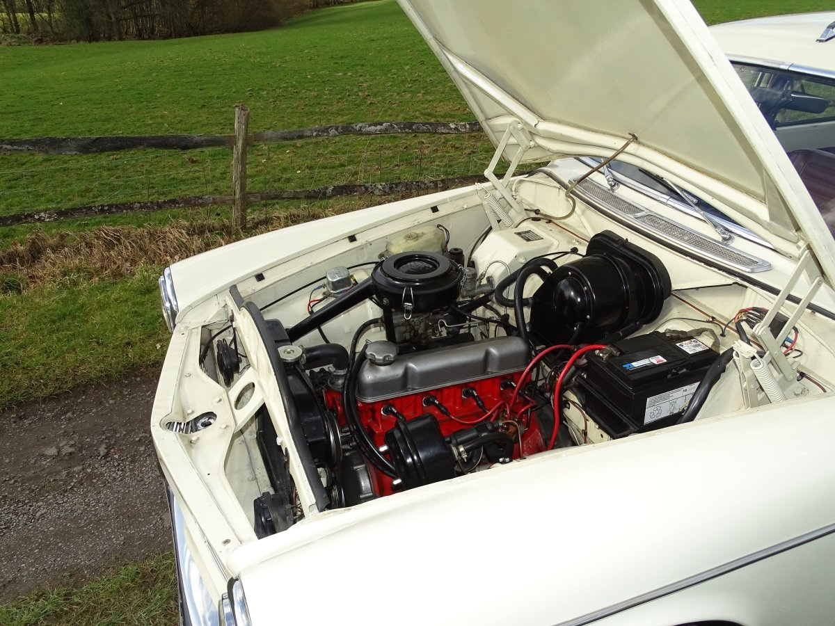 1966 Beautiful Volvo Amazon 121 Estate, Manual with overdrive. For Sale (picture 6 of 6)