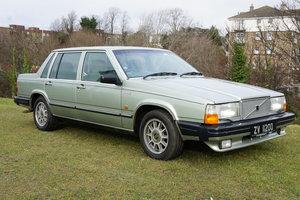 1984 Volvo 760GLE 2.9 V6 Auto 53,000 miles rare early model For Sale