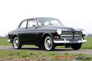 1961 Volvo Amazon P-130 121 B18 in very rare color Black For Sale