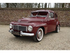 1953 Volvo PV444 ES fully restored condition For Sale