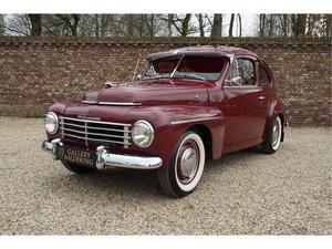 1953 Volvo PV444 ES fully restored condition