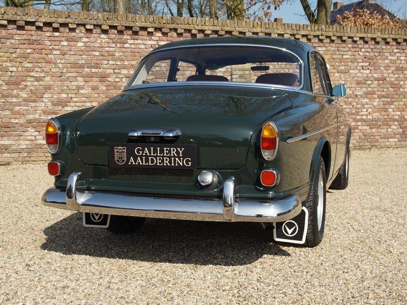1967 Volvo Amazon P131 original Dutch delivered For Sale (picture 6 of 6)