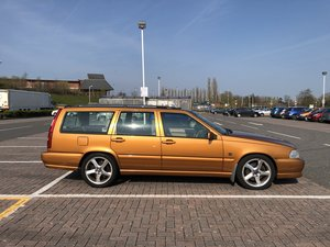 1997 Very rare Saffron V70R For Sale