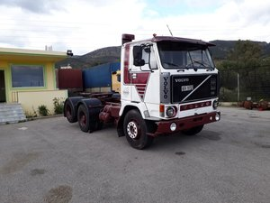 1976 VOLVO F 89 6X2 For Sale