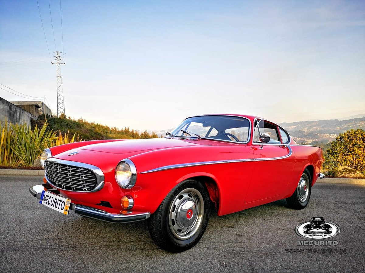 VOLVO P1800 S - 1966 For Sale (picture 1 of 6)