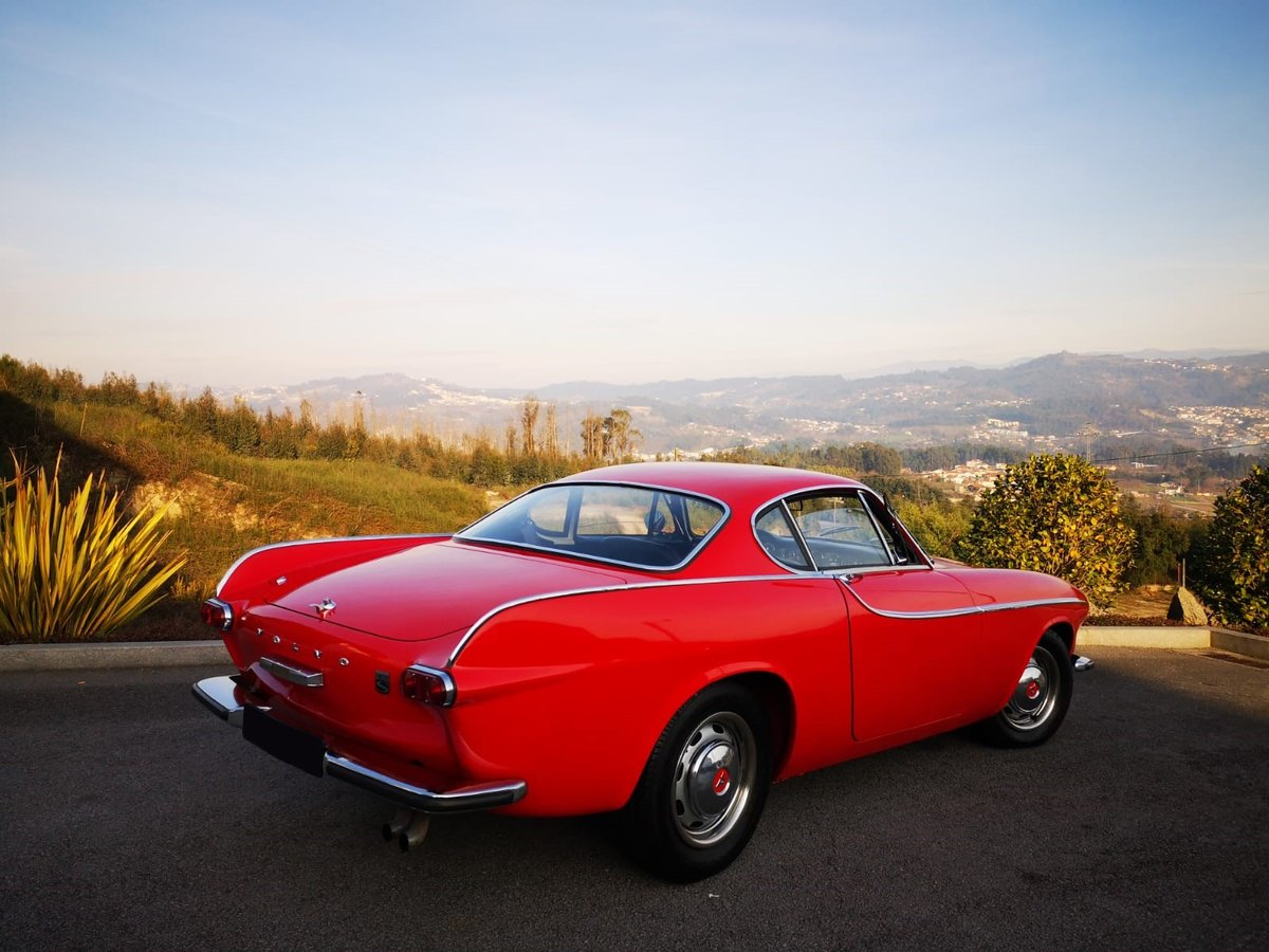 VOLVO P1800 S - 1966 For Sale (picture 6 of 6)