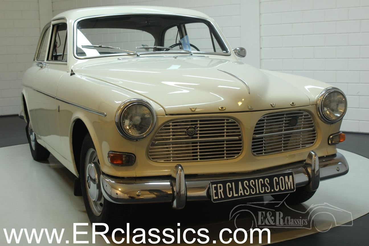 Volvo Amazon 1966 44 years one owner For Sale (picture 1 of 6)