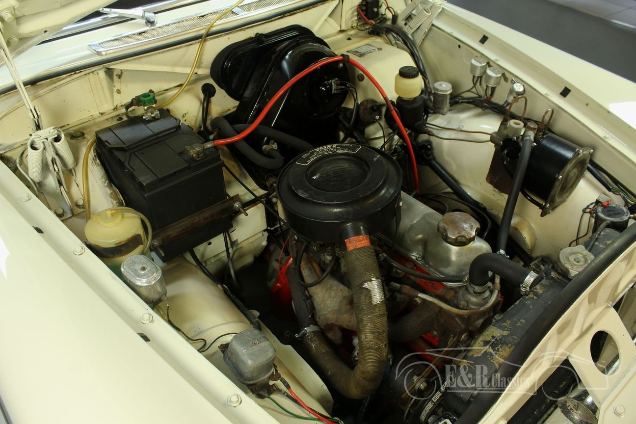 Volvo Amazon 1966 44 years one owner For Sale (picture 4 of 6)