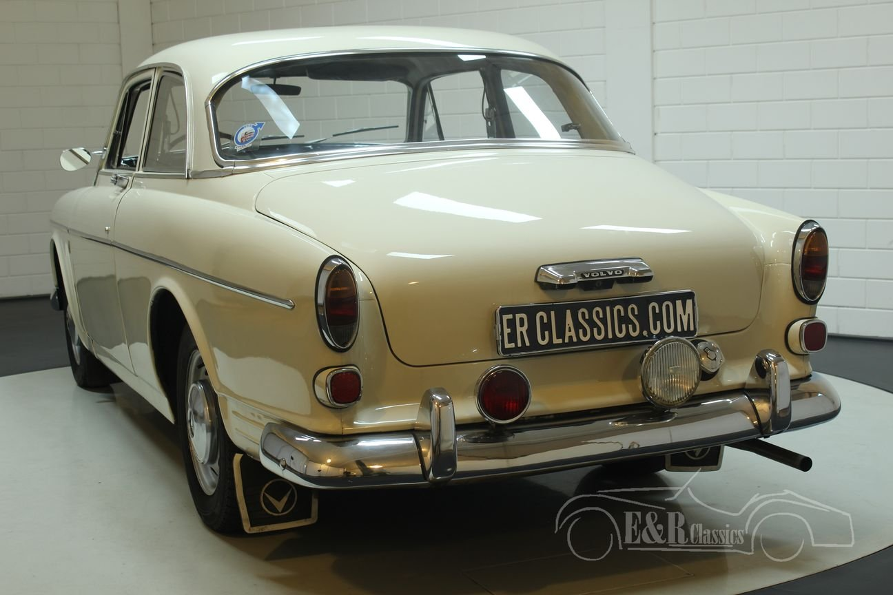 Volvo Amazon 1966 44 years one owner For Sale (picture 6 of 6)