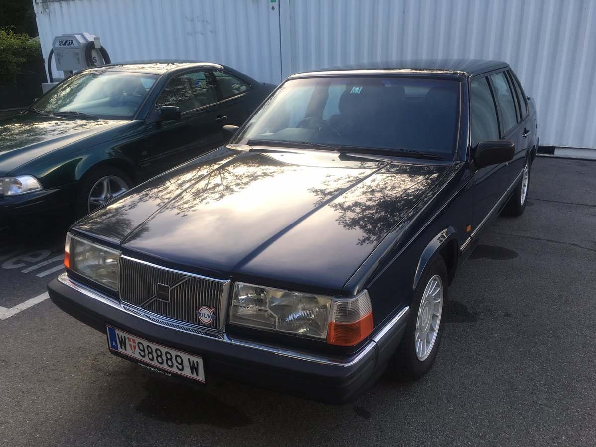 1992 Rare Volvo 960S (Japan) in great condition For Sale (picture 1 of 6)