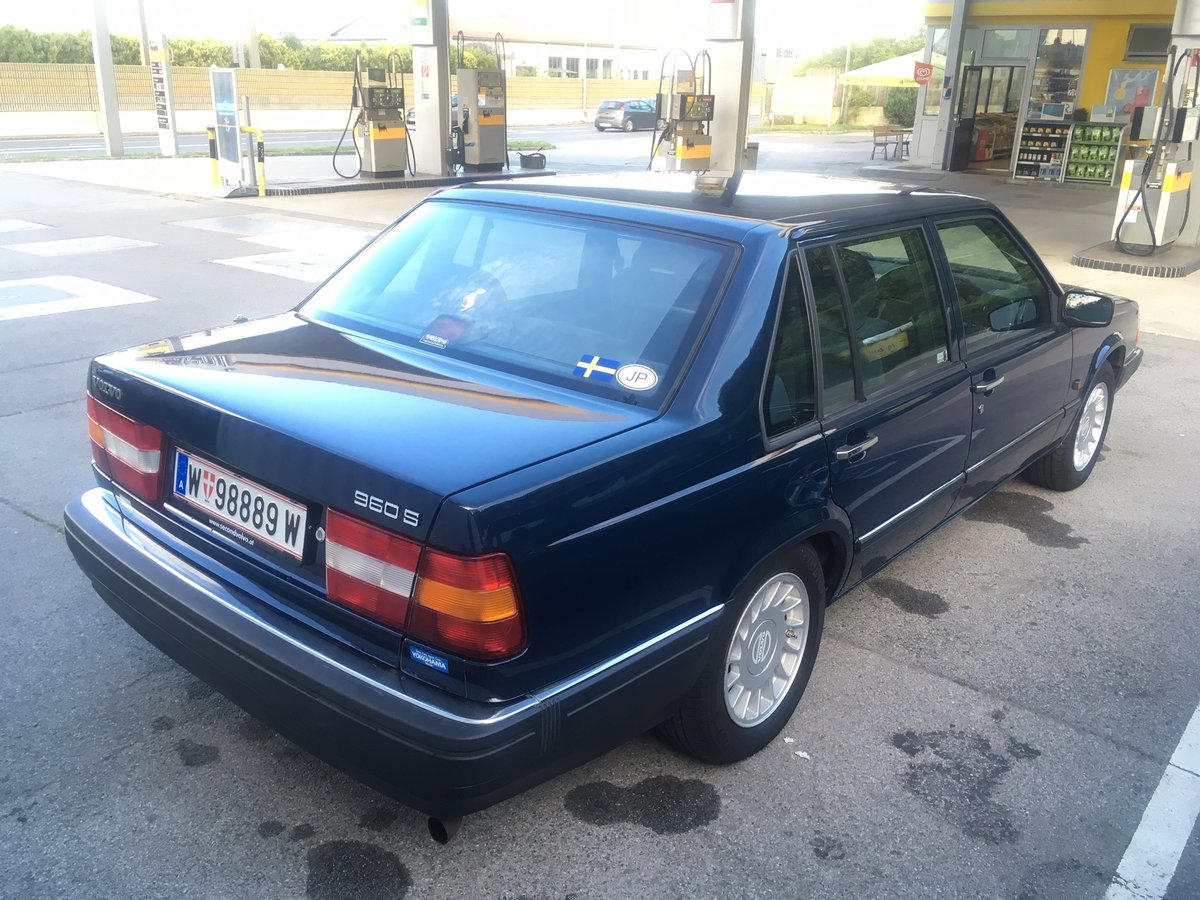 1992 Rare Volvo 960S (Japan) in great condition For Sale (picture 3 of 6)