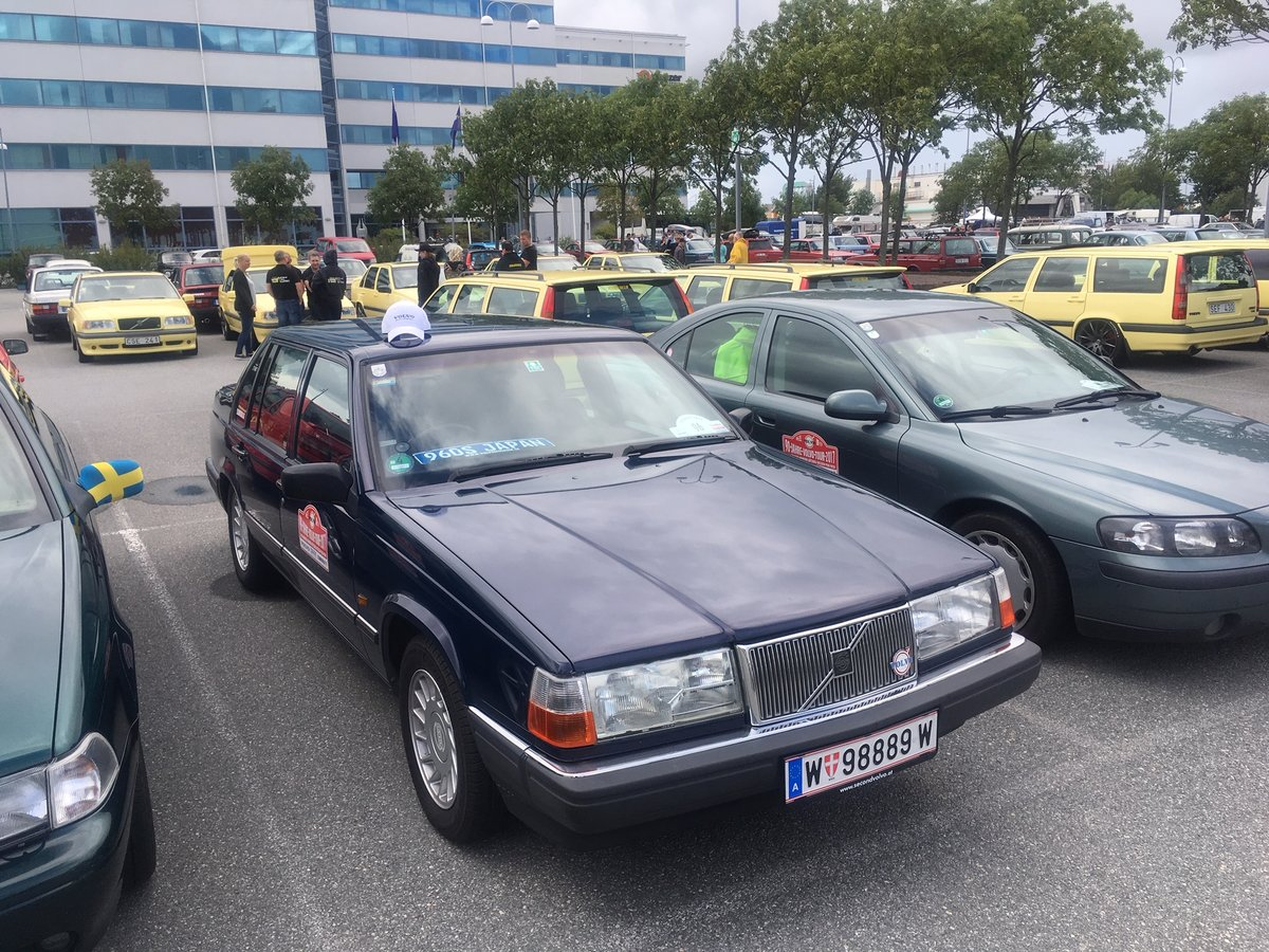 1992 Rare Volvo 960S (Japan) in great condition For Sale (picture 6 of 6)
