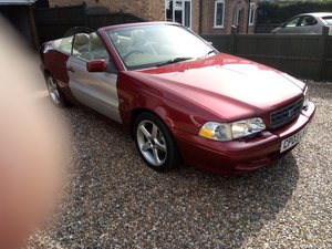 2003 Volvo C70 2.0 LPT convertible For Sale